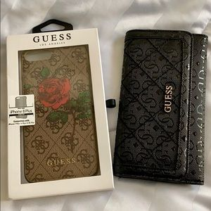 Guess Wallet & Case for iphone 8/7/6S plus